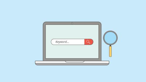 検索キーワードの選定の仕方